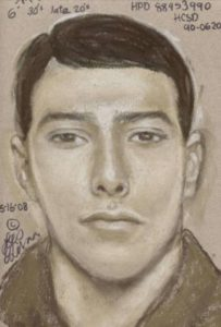 Lover's Lane Murders: composite sketch